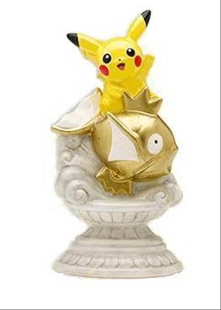 Magikarp Sparschwein Pokemon-Center Nagoya R und Gold Pikachu (Japan Import / Das Paket und das Handbuch werden in Japanisch)