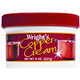 Wright's Copper Cream By Weiman 8 Oz (Pack of 2)