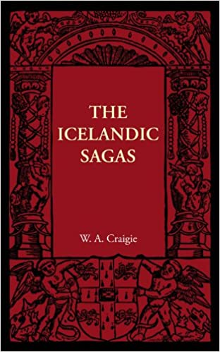 The Icelandic Sagas (The Cambridge Manuals of Science and Literature)