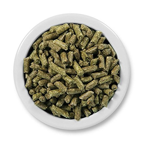 Kms Hayloft Alfalfa Complete Pellets for Guinea Pig and Rabbit Alfalfa Hay Pelleted Food