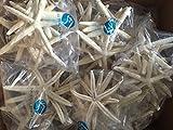 Extra-Large-White-Finger-Starfish-Wedding-Decor-6-8-By-Nautical-Beach-Decor
