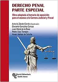 Derecho Penal. Parte Especial: Obra adaptada al temario de
