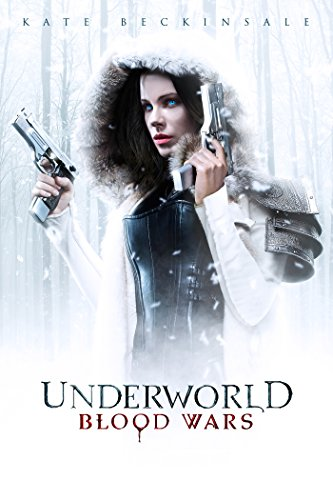 Underworld: Bloodwars (3 Discs) -3D/UHD/Blu-ray/UltraViolet Combo Pack -  4K, Rated R