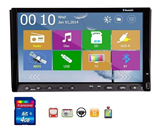 Windows Touchscreen Monitor Bluetooth Navigation product image