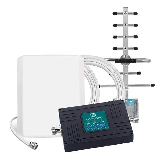 3a162ddac62eb8 Cell Phone Signal Booster Antenna for Verizon GSM 3G 4G LTE - Tri-band 700V