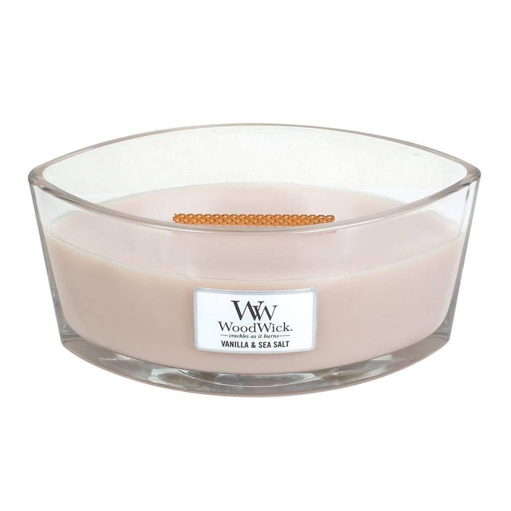 人気ブランド Woodwick Hearthwick B078NXXHKX Vanilla and Sea Salt Jar Hearthwick Jar Candle B078NXXHKX, 【新発売】:4e645444 --- egreensolutions.ca