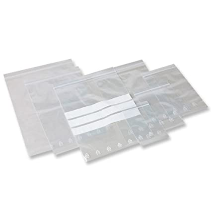 Bolsas de plástico para envasado al vacío (40 x 60 mm, 1000 ...