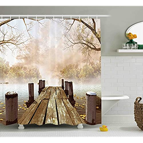 Fishing Bathroom Decor: Amazon.com