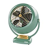 Vornado VINTAGE Whole Room Air Circulator Fan, Green