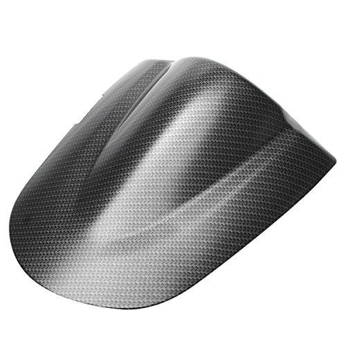 Gsxr750 Carbon - US Warehouse - Pillion Rear Seat Cowl Cover For Suzuki K6 GSXR600 GSXR750 2006 2007 - (Color: Carbon Fiber)