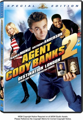 Agent Cody Banks 2: Destination London (Special Edition) (2004)
