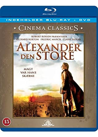 Amazon com: Alexander the Great (Alejandro Magno) [Region B