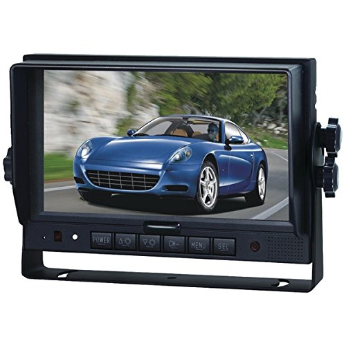 "Price comparison product image ROADGEAR SM70 SM70 7"" Stand-Alone Monitor with Dual Inputs"