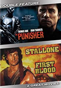 Punisher / Rambo: First Blood