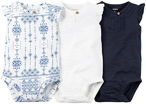Carters Multi Pack Bodysuits Assorted product image