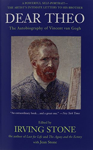 At great cost Theo: The Autobiography of Vincent Van Gogh