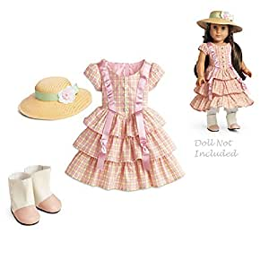 American Girl Marie-Grace's Summer Outfit