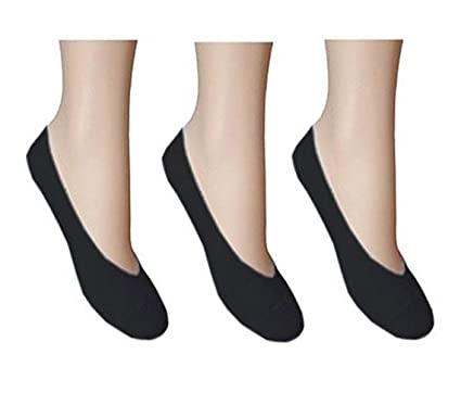 12 Pairs Ladies invisible Socks Trainer Shoe Footsies Liner cotton rich
