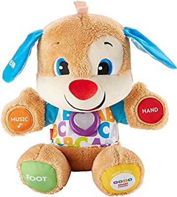 Fisher-Price Laugh & Learn Smart Stages Puppy from Fisher Price