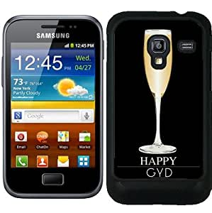 Funda para Samsung Galaxy Ace Plus S7500 - ¡feliz Año Nuevo! (2) by Adamzworld