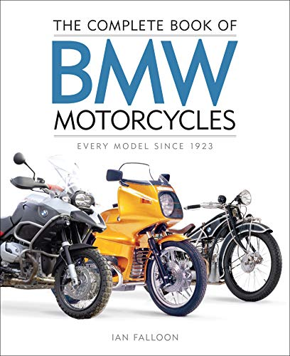The Complete Book of BMW Motorcyclesoffers a thorough year-by-year guide to every production machine ever built by Germany's leading motorcycle manufacturer.  From the first model, the 1923 R32 that launched BMW's motorcycle dynasty, to the lates...