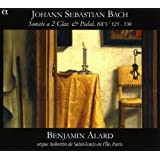 Bach: Triosonaten für Orgel BWV 525-530