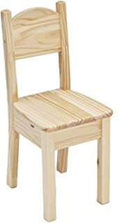 product image for Little Colorado Open Back Chair, Unfinished