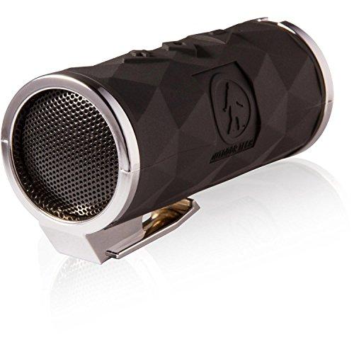 Outdoor Tech OT2301 Buckshot 2.0 Rugged Waterproof Super-Portable Wireless Speaker (Chrome)