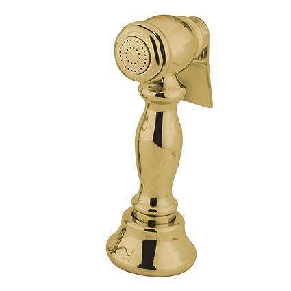 Kingston Brass Gourmetier Ccrp1k2spr Vintage Kitchen Faucet Sprayer