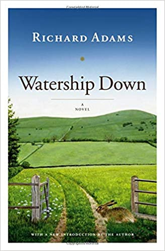 Image result for Watership Down by Richard Adams.
