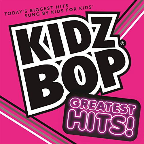KIDZ BOP Greatest Hits! (2019 Best Rock Albums)