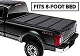 Bak Industries 448311 BAKFlip MX4 Hard Folding Truck Bed Cover Matte Finish BAKFlip