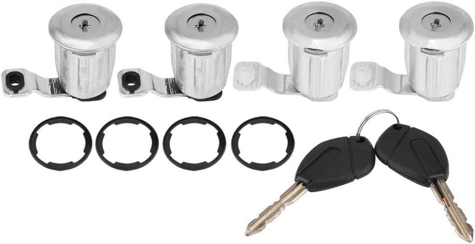 Piston Set Fits Peugeot 206 306 1.6 L TU5JP SIZE STD
