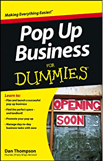 Amazon pop up retail how you can master this global marketing pop up business for dummies fandeluxe Gallery