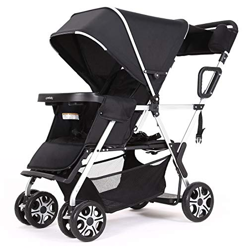 Double Stroller Convenience...