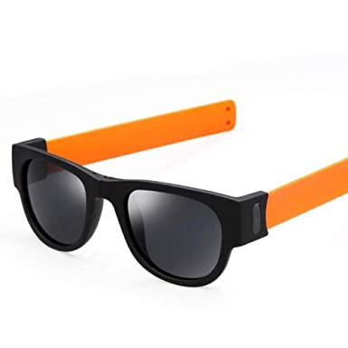 HCFKJ Gafas De Pulsera Creativas Gafas De Sol Polarizadas ...