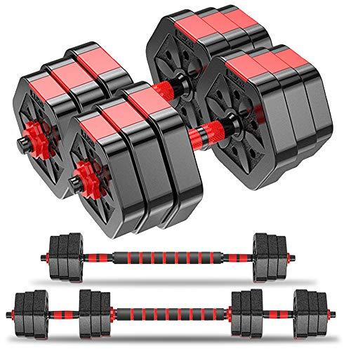 Weights Dumbbells Set – Adjustable Dumbbells for Weight Lifting Training – Weights Dumbbell Set for Men and Women…