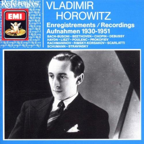 Vladimir Horowitz: Recordings 1930-1951 by Angel Records