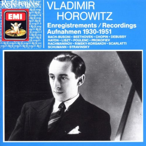 Vladimir Horowitz: Recordings 1930-1951