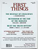 img - for First Things (Number 84, June/July 1998) book / textbook / text book
