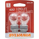 SYLVANIA 4057 Long Life Miniature Bulb, (Pack of 2)
