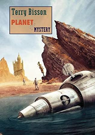 book cover of Planet of Mystery