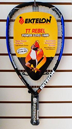 Ektelon TT Rebel Racquetball Racquet, SS
