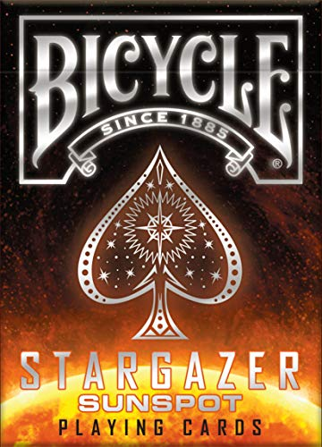 Bicycle Sunspot Stargazer Playing Cards