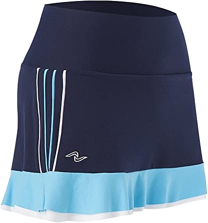 Naffta Tenis Padel - Falda-pantalón para mujer, color azul marino ...
