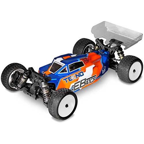 Electric 4wd Kit Buggy (TEKNO RC LLC 1/10 EB410 4WD Electric Buggy Kit)