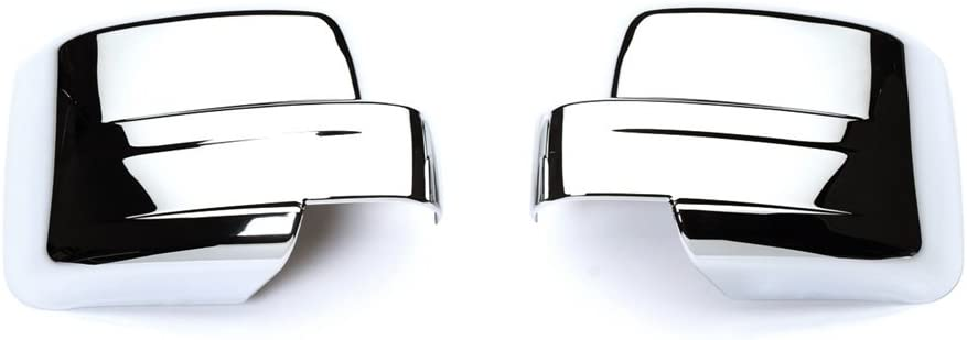 Putco 400872 Chrome Mirror Overlay