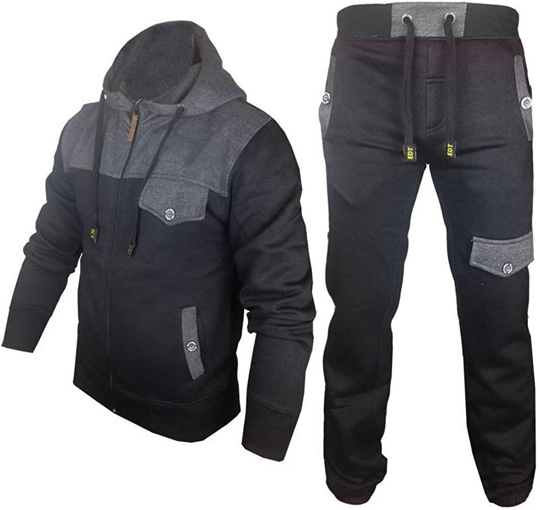Boys Tracksuit Hooded Hoodie Bottom Jogging Suit Joggers Kids Age 7 8 9 10 11 12 13 Years