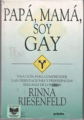 Papa, Mama, Soy Gay/Pop, Mom, I am Gay: Amazon.es: Rinna Riesenfeld: Libros
