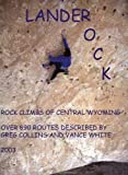 img - for Lander Rock by Greg Collins (2003-01-02) book / textbook / text book